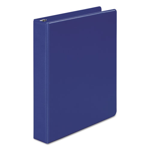 368 Basic Round Ring Binder, 1 1/2in. Cap, Dark Blue 36834NBL