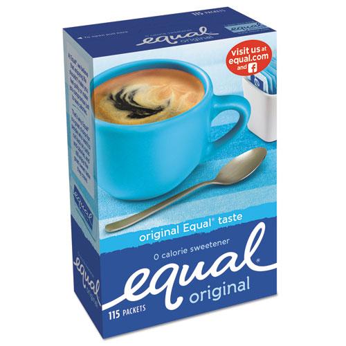 Zero Calorie Sweetener, 1 g Packet, 115/Box
