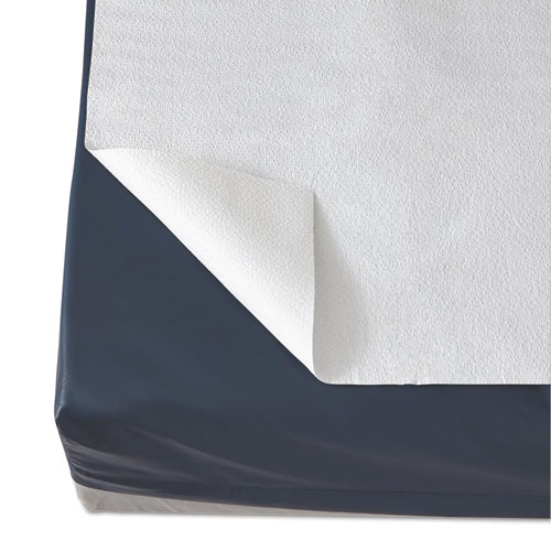 Disposable Drape Sheets, 40 x 48, White, 100/Carton | by Plexsupply