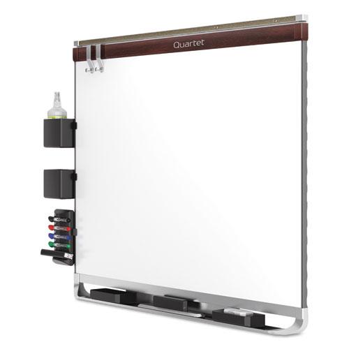 Prestige duramax magnetic porcelain whiteboard 96 x 48 for Office display board