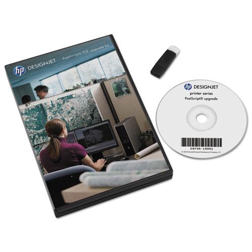 DesignjetPostScript/PDFUpgrade Kit/HPDesignjet T7100, T7200, Z6200, Z6600, Z6800