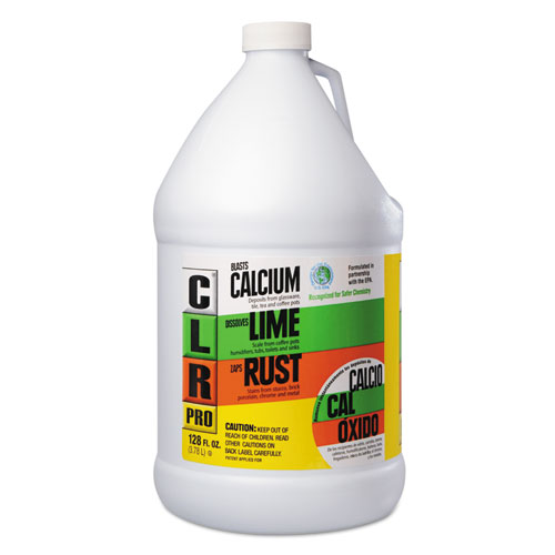 6850016284769, SKILCRAFT, Calcium, Lime and Rust Remover, 1 gal Bottle, 4/Carton