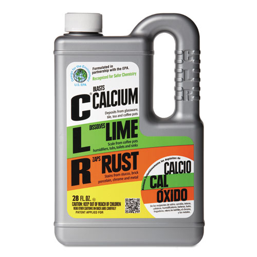 6850016284767, SKILCRAFT, Calcium, Lime and Rust Remover, 28 oz Bottle, 12/Carton