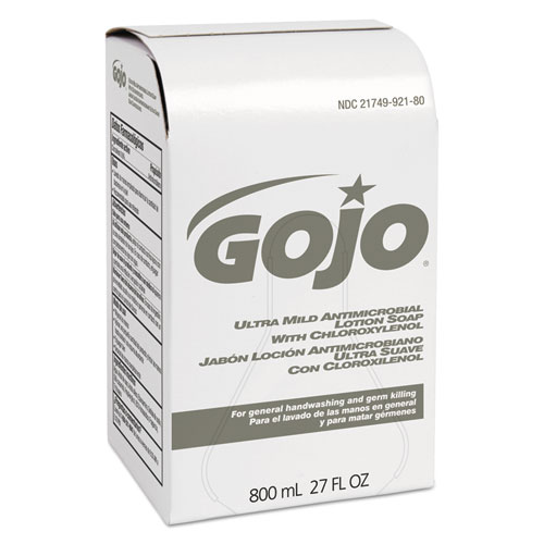 Ultra Mild Lotion Soap w/Chloroxylenol Refill, Floral Balsam, 800mL