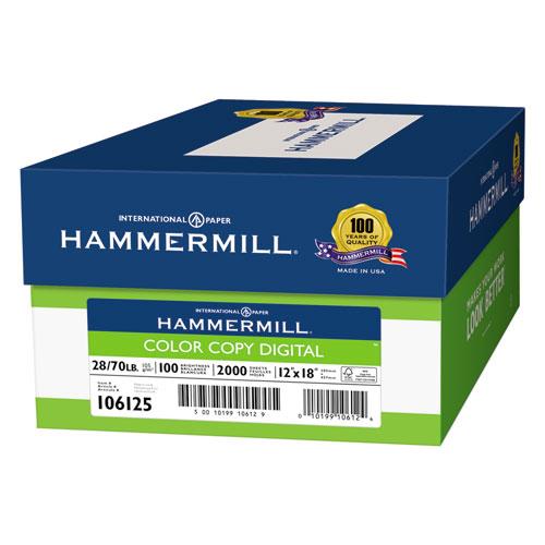 Ham106125 Hammermill 174 Copy Paper Zuma
