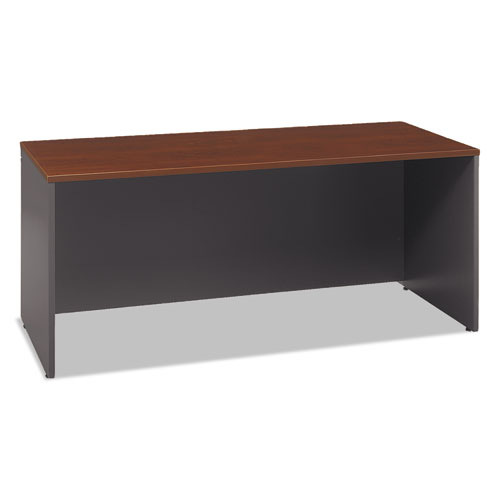 Series C Collection 72W Credenza Shell, Hansen Cherry | by Plexsupply