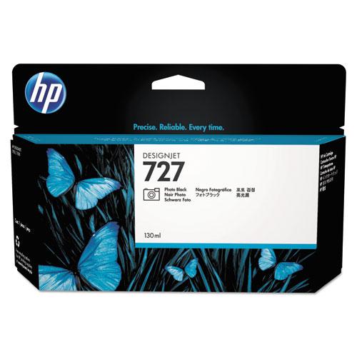 HP 727, (B3P23A) Black Original Ink Cartridge