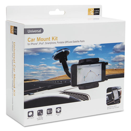 Car Mount, Black CLCMBLK