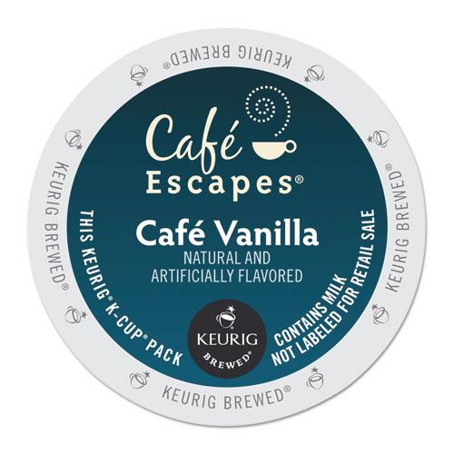 Café Vanilla K-Cups, 24/Box 6812