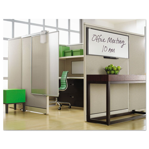 Qrtwm4818 Quartet 174 Prestige Cubicle Total Erase Whiteboard