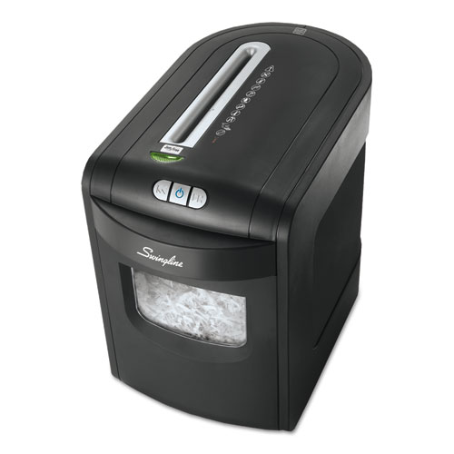 EX10-06 Cross-Cut Jam Free Shredder, 10 Manual Sheet Capacity | by Plexsupply