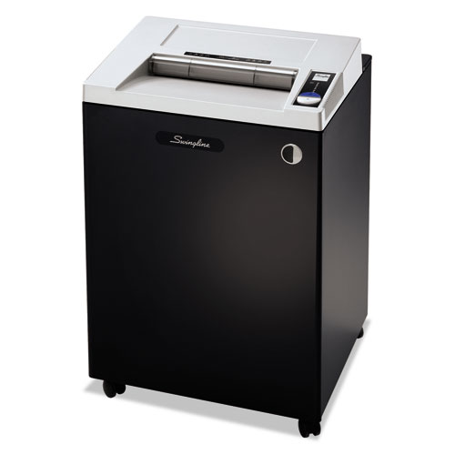 CX30-55 Cross-Cut Commercial Shredder, 30 Manual Sheet Capacity, TAA Compliant | by Plexsupply