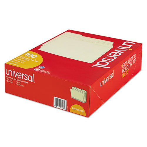 Unv16113 Universal 174 File Folders Zuma