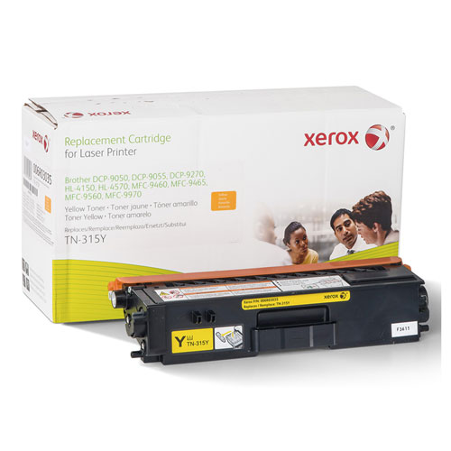 006r03035 Remanufactured Tn315y High-Yield Toner, Yellow