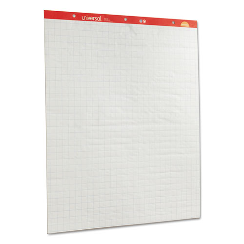 Easel Pads/Flip Charts, 27 x 34, White, 50 Sheets, 2/Carton | by Plexsupply