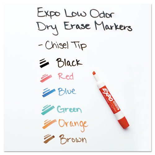 San80556 Expo Dry Erase Marker Amp Organizer Kit Zuma