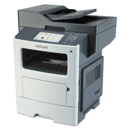 Lex35s6702 lexmark mx611dhe multifunction laser printer zuma for Best home office multifunction laser printer
