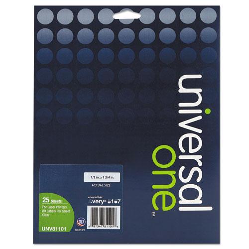 universal laser printer labels template - unv81101 universal laser printer permanent labels zuma