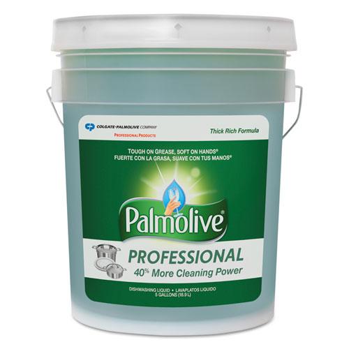 Professional Dishwashing Liquid, Original Scent, 5 gal Pail