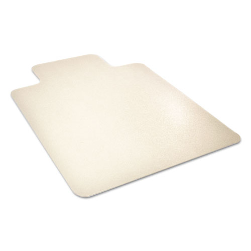 environmat all day use chair mat for hard floors 36 x 48 lipped clear. Black Bedroom Furniture Sets. Home Design Ideas
