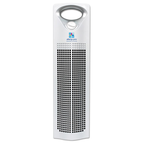 Allergy Pro™ AP200 True HEPA Air Purifier, 212 sq ft Room Capacity, White