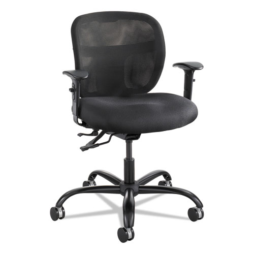 safco vue intensive use mesh task chair polyester seat