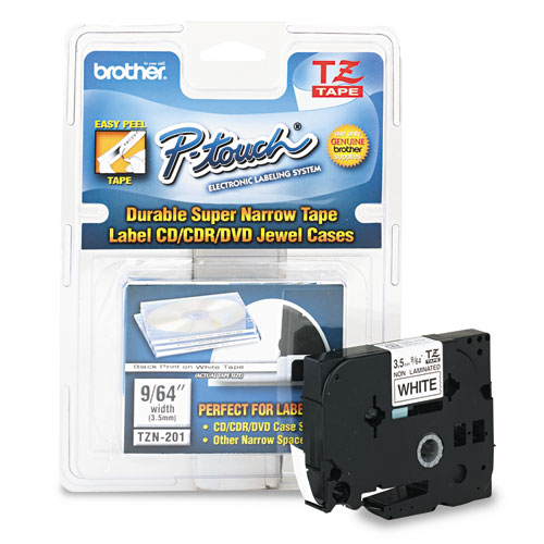 Brother® P-Touch® TZ Series Label Tape