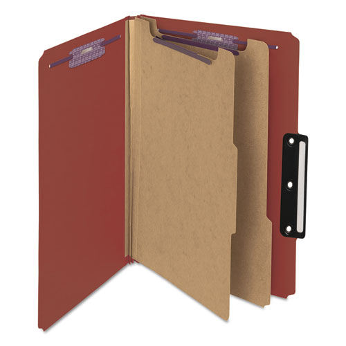 Smd19230 Smead Pressboard Classification Folders Zuma
