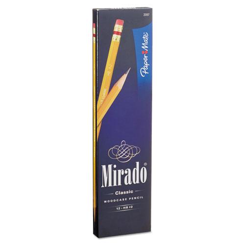 Pap2097 Paper Mate Mirado Woodcase Pencil Zuma
