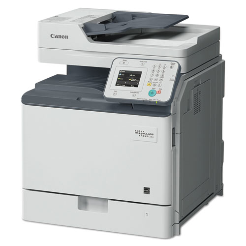 Color imageCLASS MF810Cdn Multifunction Laser Printer, Copy/Fax/Print/Scan