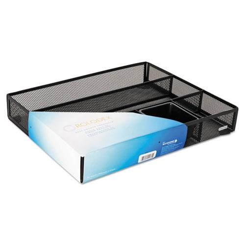 Rol22131 Rolodex Deep Desk Drawer Organizer Zuma