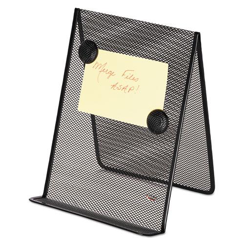 mesh document holder stainless steel black zerbee With mesh document holder black
