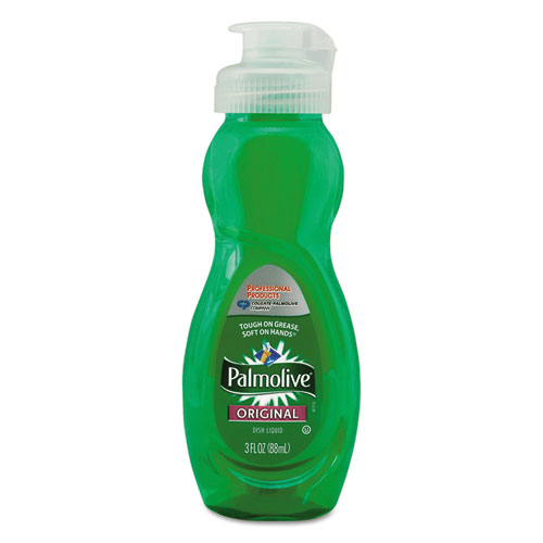 Dishwashing Liquid, Original Scent, 3oz Bottle, 72/Carton