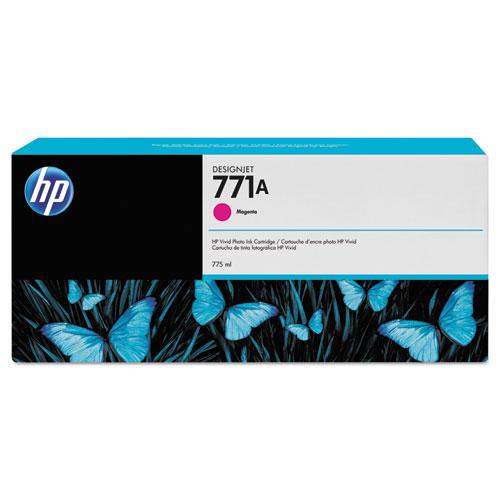 HP 771, (B6Y17A) Magenta Original Ink Cartridge