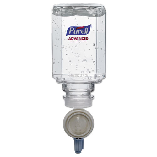 PURELL® Advanced Instant Hand Sanitizer Gel Refill, 450 mL, 2/Pack