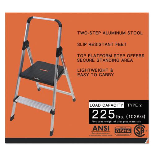 Louisville 2 Steel Type Ii Step Stool Zerbee