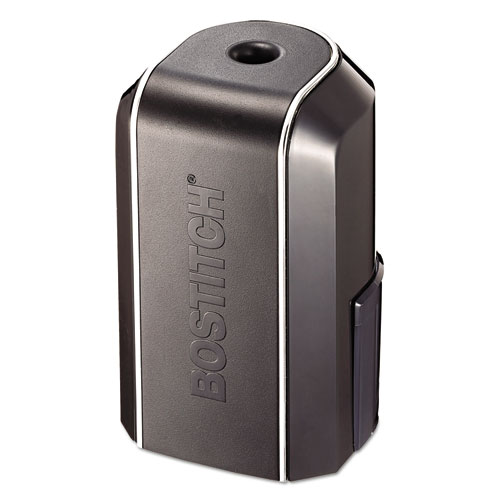 Vertical Battery Pencil Sharpener, Battery-Powered, 3 x 3 x 5.13, Black