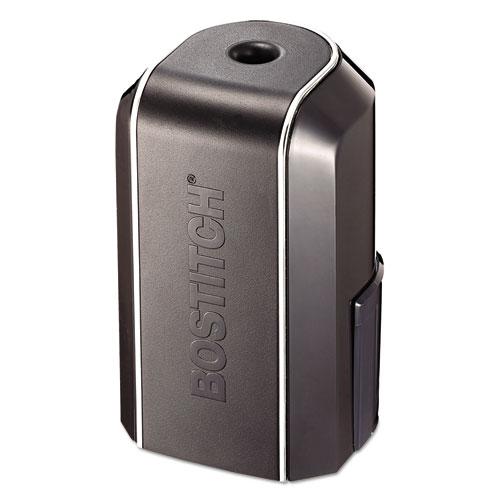 Vertical Battery Pencil Sharpener, Battery-Powered, 3 x 3 x 5.13, Black