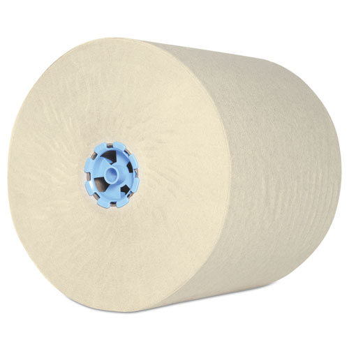 Pro Hard Roll Paper Towels with Absorbency Pockets, for Scott Pro Dispenser, Blue Core Only, 900 ft Roll, 6 Rolls/Carton