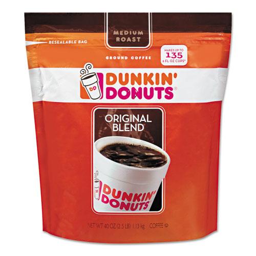Dunkin Donuts® Original Blend Coffee, 40oz Bag