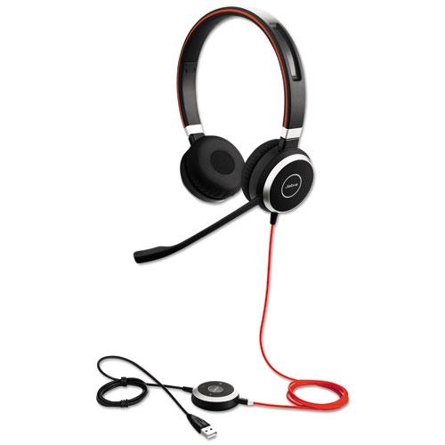 EVOLVE 40 UC Binaural Over-the-Head Headset