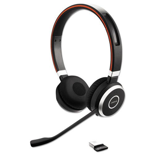EVOLVE 65 UC Binaural Over-the-Head Headset