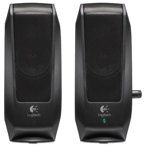 S120 2.0 Multimedia Speakers, Black