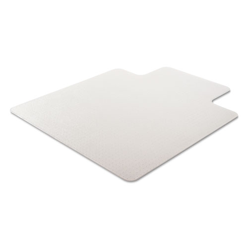 deflect o ultramat all day use chair mat for high pile carpet 45 x