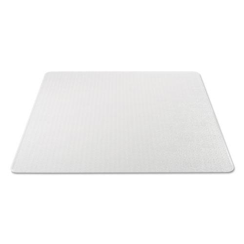 Ultramat all day use chair mat for high pile carpet 45 x 53 clear - Deep pile carpet protector ...