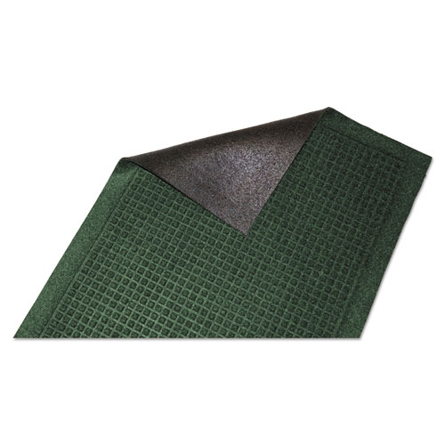 ecoguard indoor outdoor wiper mat rubber 36 x 60 charcoal