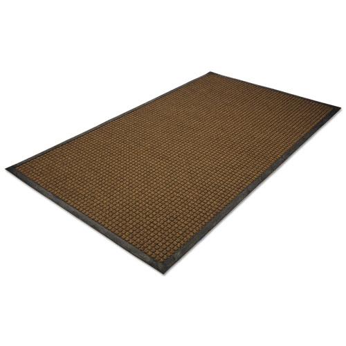 WaterGuard Indoor/Outdoor Scraper Mat, 48 x 72, Brown WG040614