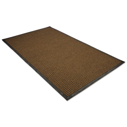 Waterguard Indoor Outdoor Scraper Mat 36 X 60 Brown Zerbee