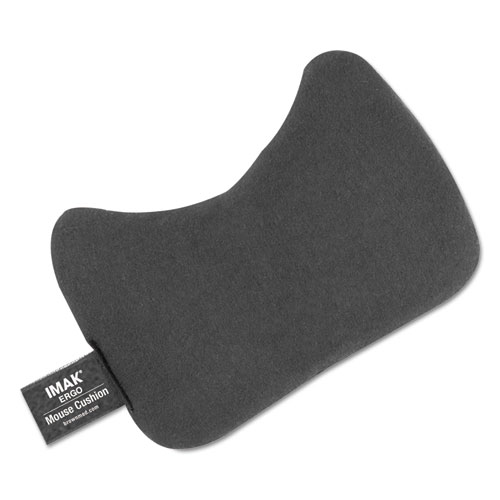 Mouse Wrist Cushion, Black | by Plexsupply