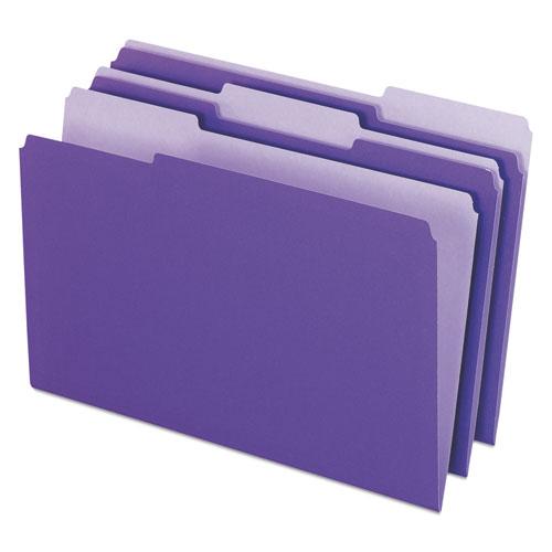 Pfx435013vio Pendaflex Interior File Folders Zuma